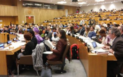 """The Interspiritual Network Represented The  """"Interfaith Movement"""" At The 2016 United Nations World Interfaith Harmony Event"""